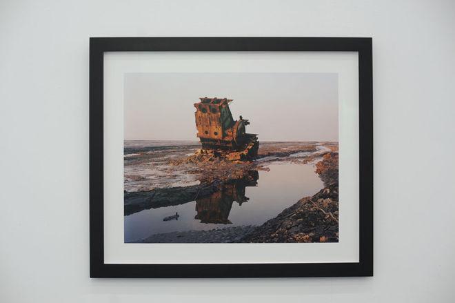 """Из выставки """"Экологические схемы"""" © Edward Burtynsky"""