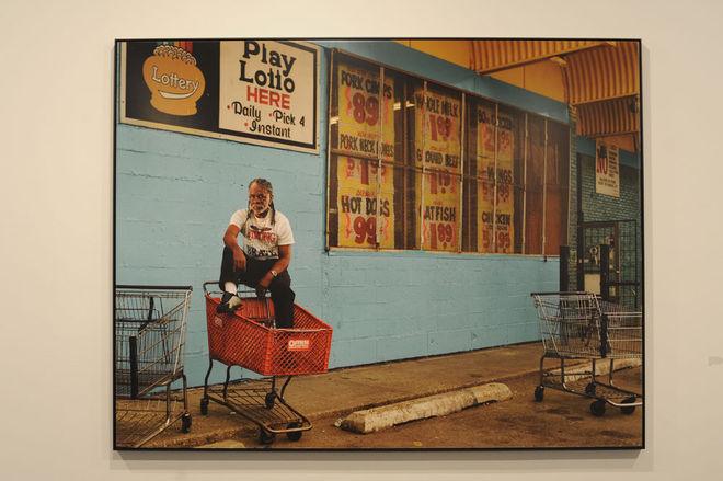 """Из выставки """"Политический аффект и эффект"""" © Taryn Simon"""