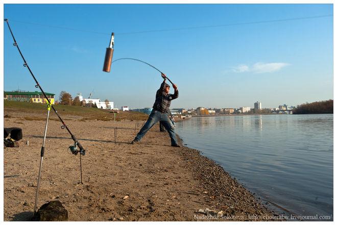омск рыбака