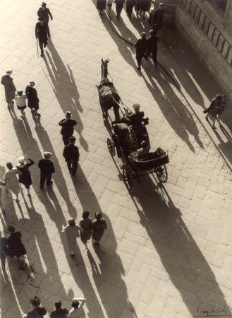 В. Балокки. Флоренция. 1938. Бромсеребряный отпечаток.<br /> Музей истории фотографии братьев Алинари, Флоренция.