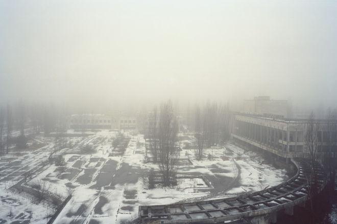 © Андрей Кременчук. Городской центр, Припять, 2009