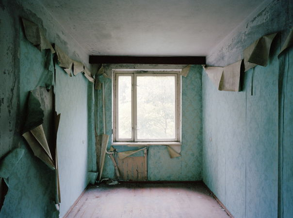 © Андрей Кременчук. Детская комната дома N4 по улице Курчатова, Припять, 2011
