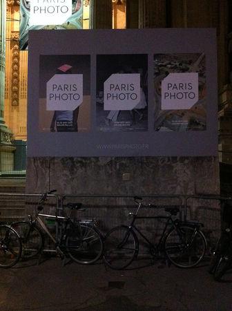 Вход в Grand Palais