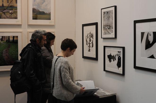 Павильон одной из галерей