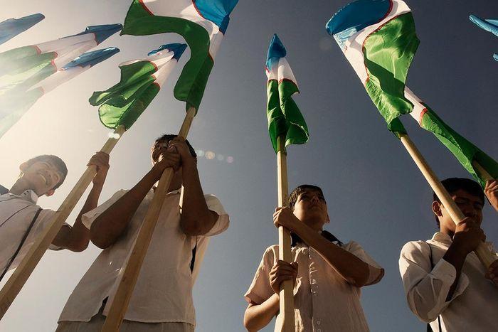 ©Анзор Бухарский. «День Независимости»