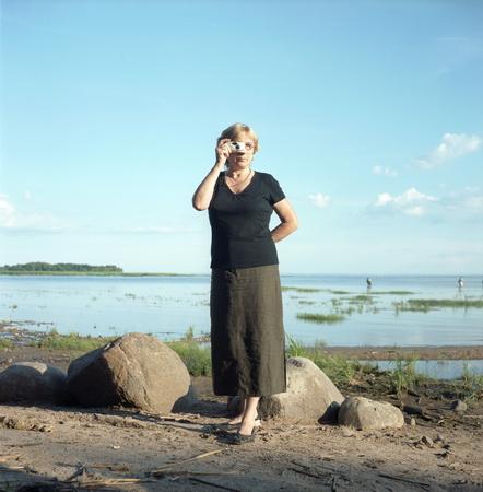 Игорь Старков, Мама, 2010