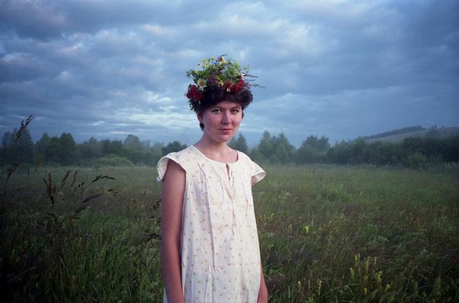 Елена Черняк, Сибирь, 2009
