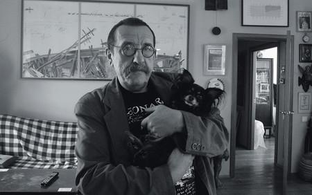 Анатолий Белкин. Автопортрет