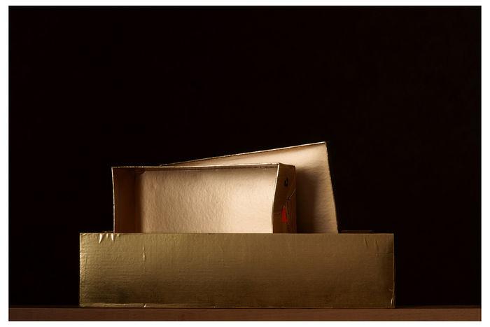 ©Вадим Гущин. «Золотые коробки #4»