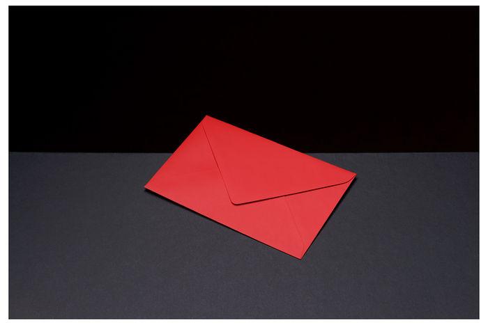 ©Вадим Гущин. «Цветные конверты #3»