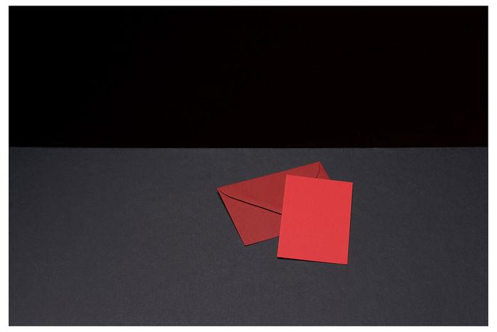 ©Вадим Гущин. «Цветные конверты #8»