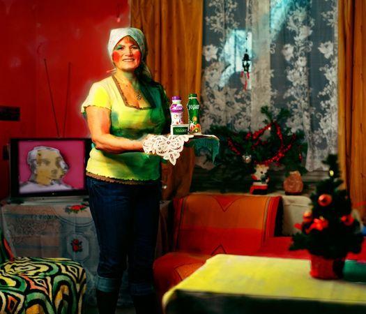 &copy; Наталья Резник, Пермь, Россия – Фюрт, Германия<br /> Из проекта &laquo;Виртуальные знакомства&raquo;