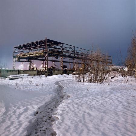 © Алнис Стакле, Даугавпилс, Латвия<br /> Из проекта «Даже ни что-то (2011–2012)»