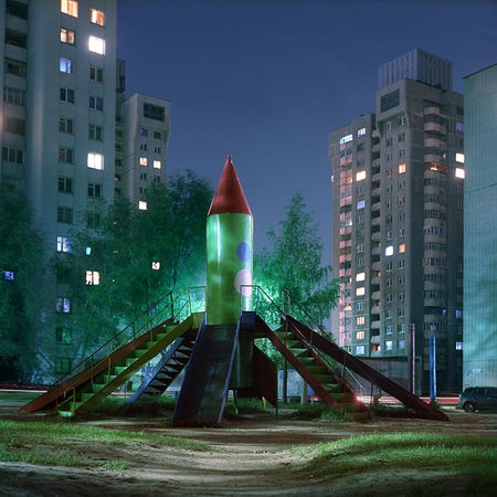 © Иван Михайлов, Москва, Россия<br /> Из проекта «Детская площадка»