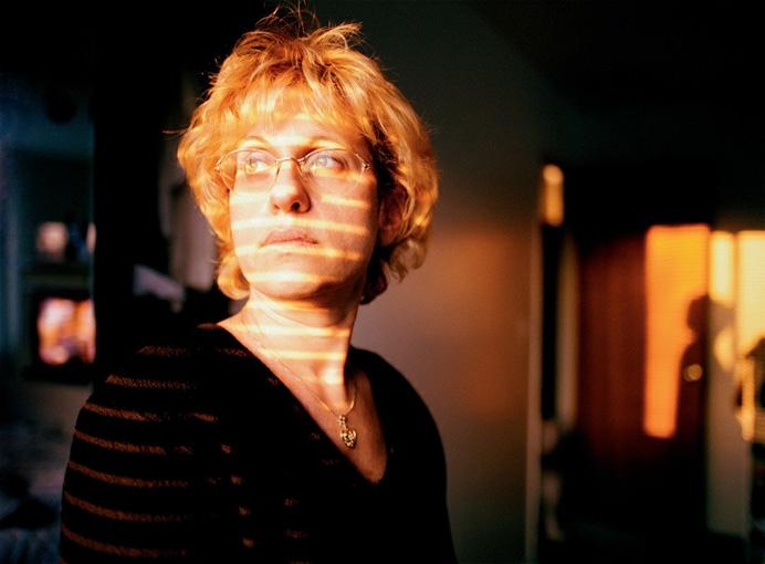 """Кэрри Леви. Из серии """"51 месяц"""", 1996-2000"""