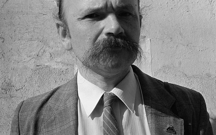 Сан Саныч Слюсарев. Фото Андрея Безукладникова