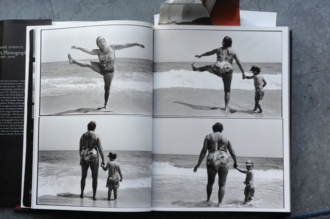 Анни Лейбовиц, Жизнь Фотографа с 1990 по 2005