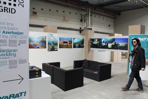 Экспозиция Илькина Хусейнова