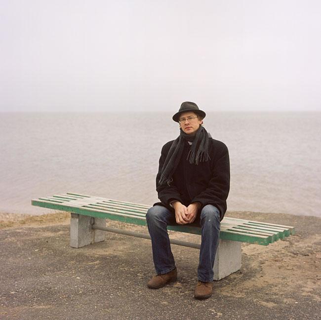 Иван Михайлов. Автопортрет