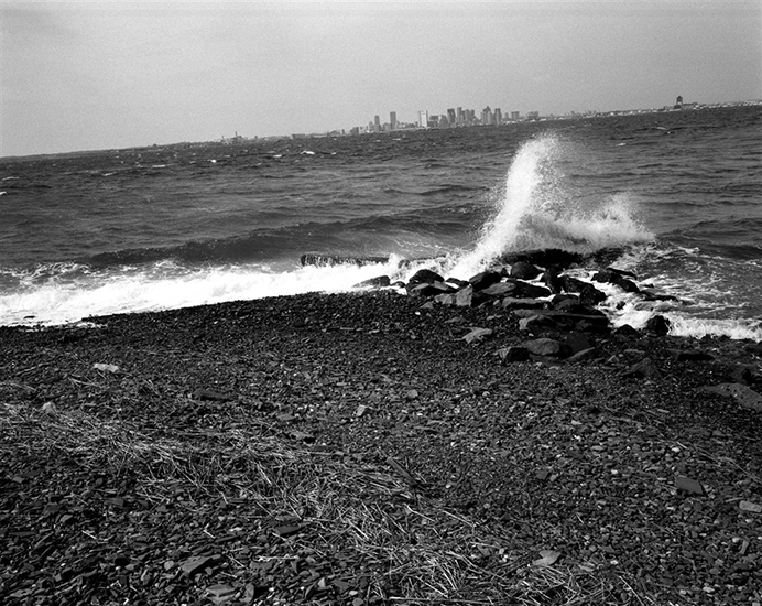 Дир-Айленд (Deer Island), штат Массачусетс, куда зимой 1676 года были вывезено несколько сотен обращенных в христианство индейцев из Новой Англии.© Andrew Lichtenstein