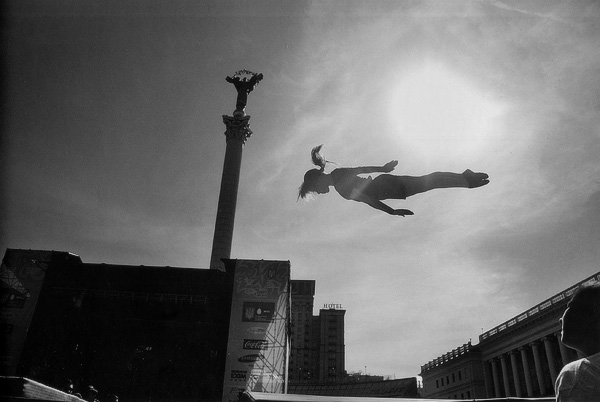© Надежда Панчина. Полёты во сне и наяву