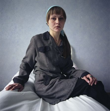 Masha, Women's Prison, 2010<br /> &copy; Michal Chelbin