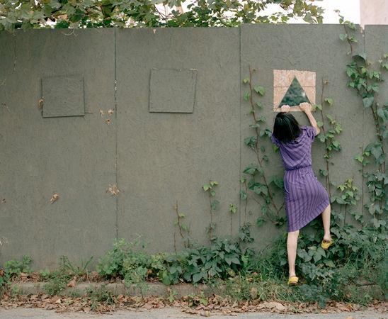 """Из проекта """"Wanderlust"""". 2003–04<br /> © Kanako Sasaki"""