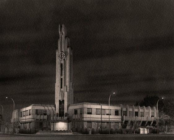 © Esteban Pastorino Diaz. Municipalidad de Carhue. 2000. Gum Print. 64x80 cm