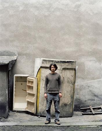 © Mark Power. KRAKOW (Wojtek)  2006