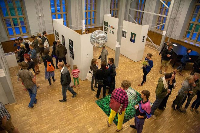Открытие выставки<br />© фото предоставлено организаторами ISSP