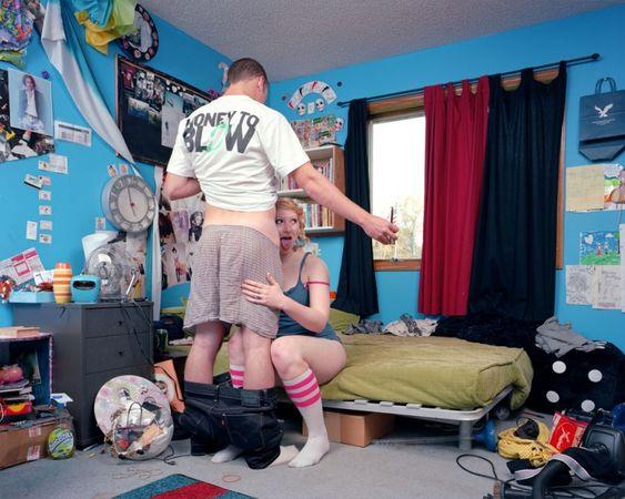 © Evan Baden. Sara and Erik, 2010