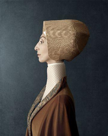 © Сhristian Tagliavini. 1503, Donna Clotilde / Lady Clotilde