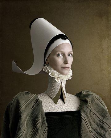 © Сhristian Tagliavini. 1503, Ritratto di signora in verde / Portrait of a lady in green