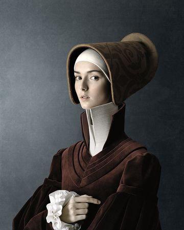 © Сhristian Tagliavini. 1503, Ritratto di giovane donna / Portrait of young woman
