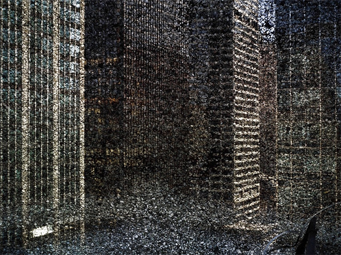 © Abelardo Morell. Tent camera obscura of park avenue south 2010