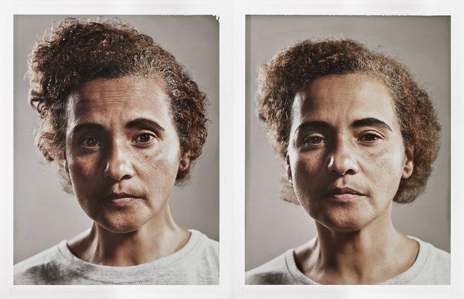 Клаудио Менегетти. Из проекта «Достоинство». 2011. Пигментный отпечаток