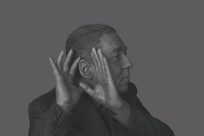 Хосе Пилоне. Серые. 2006. Пигментный отпечаток