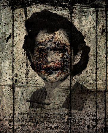 Фрэнк Родик. Портрет Фрэнсис Родик. 2012. Цифровой отпечаток