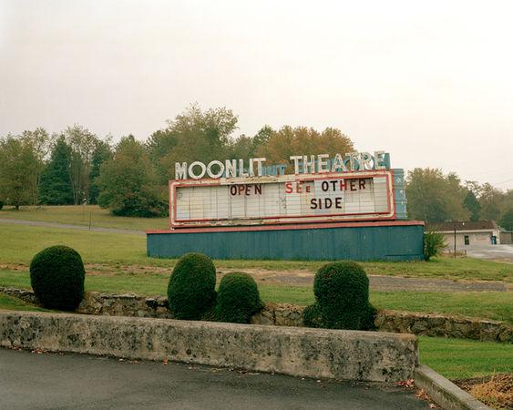 © Susan Worsham. Drive-In, Abingdon, VA