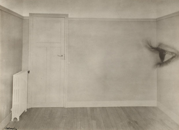 Room with Eye, 1930<br> Maurice Tabard (French, 1897-1984)