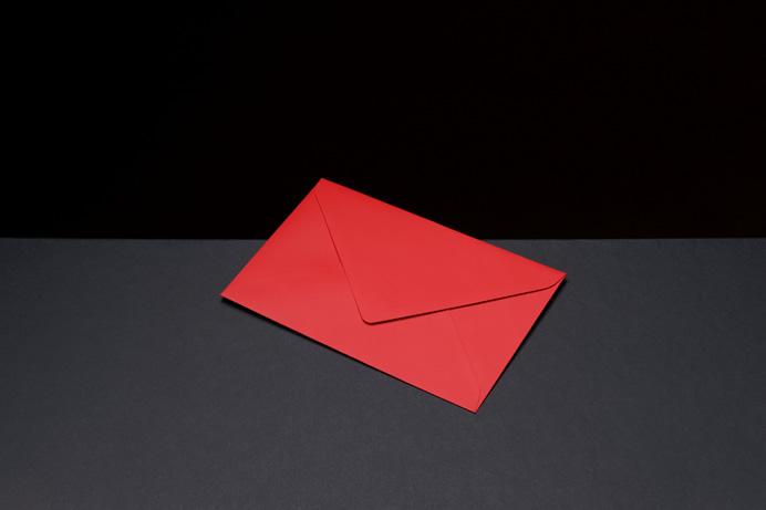 Вадим Гущин, Цветной конверт #3