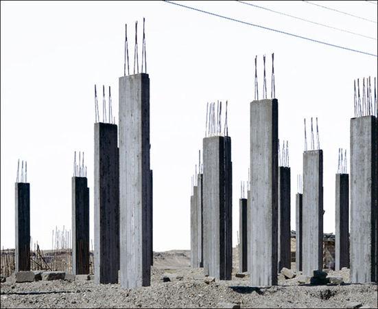 Piliers En Armes Kamisyeh © Aram Dervent