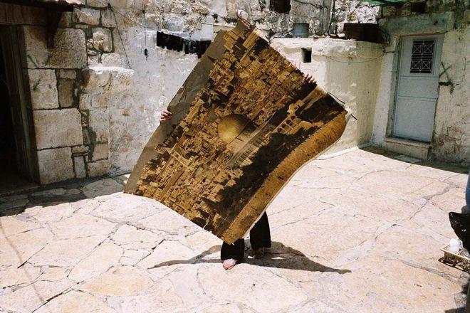 Bethléem, 2004 © Farida Hamak, courtesy galerie Regard Sud