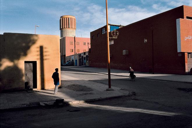 Morocco, Town of Ouarzazate, 1986 by © Harry Gruyaert