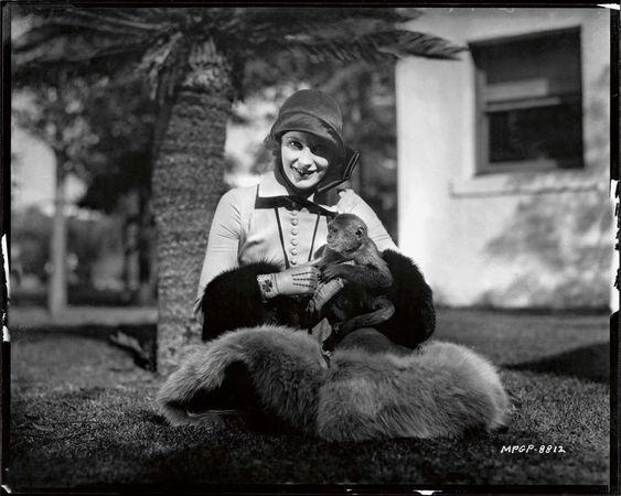 Greta Garbo, MGM 1925