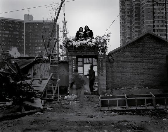Liulitun, 2000-2003 © Courtesy of RongRong & Inri / Galerie Paris-Beijing