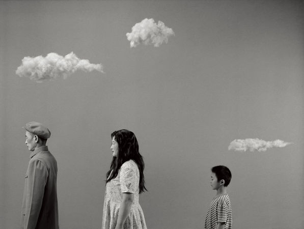 Some Days - 65, 2009 © Courtesy of Wang Ningde / Galerie Paris-Beijing