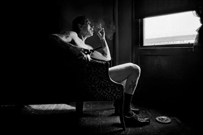Uncle Charlie © Marc Asnin