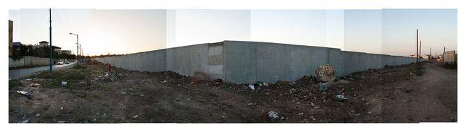 Mur de separation #2 © Alexis Cordesse