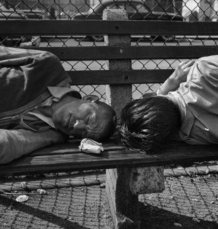 From Vivian Maier: Out of the Shadows/ Jeffrey Goldstein Collection